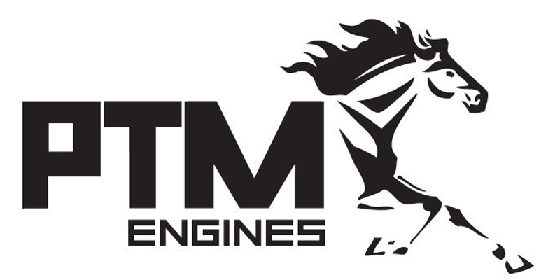 ptm engines logo